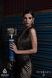 Lara Riad model. Lara Riad demonstrating Fashion Modeling, in a photoshoot by Fady El-Naggar.photographer: Fady El-NaggarFashion Modeling Photo #174465