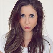 Larissa Portolani model (modelo). Modeling work by model Larissa Portolani. Photo #198740