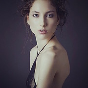 Larissa Portolani model (modelo). Modeling work by model Larissa Portolani. Photo #198746