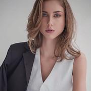 Larissa Portolani model (modelo). Modeling work by model Larissa Portolani. Photo #198747