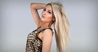 Laura Ahola model. Photoshoot of model Laura Ahola demonstrating Face Modeling.Face Modeling Photo #98269