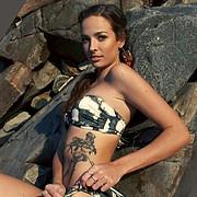 Laura Della model. Modeling work by model Laura Della. Photo #90537