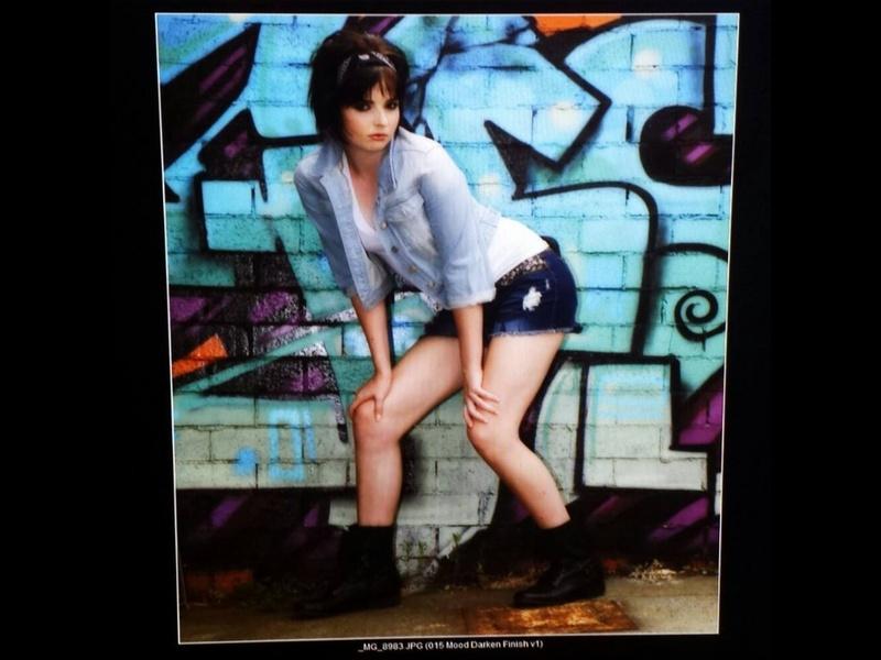 Laura Della model. Modeling work by model Laura Della. Photo #90534