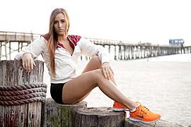 Laura Kopel fitness model. Photoshoot of model Laura Kopel demonstrating Fashion Modeling.Fashion Modeling Photo #103200