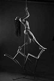 Laura Kopel fitness model. Photoshoot of model Laura Kopel demonstrating Body Modeling.Baby DollBody Modeling Photo #103216