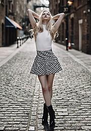 Lauren Mcgee model. Photoshoot of model Lauren Mcgee demonstrating Fashion Modeling.Fashion Modeling Photo #178038