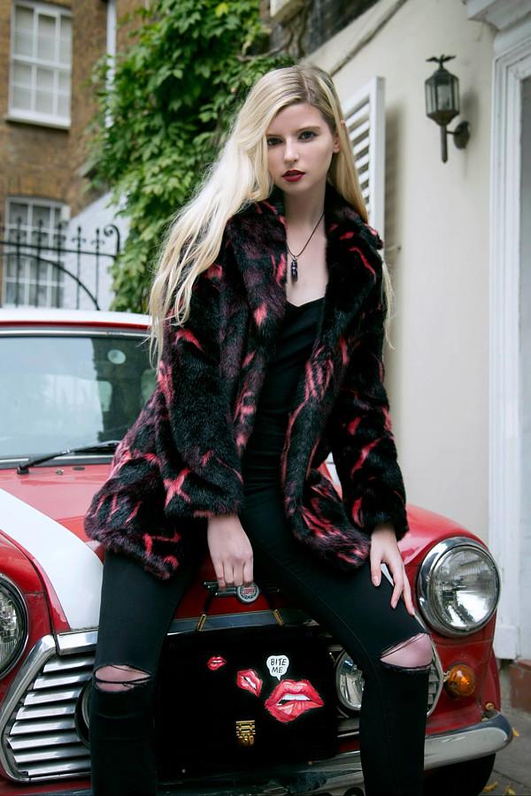 Lauren Mcgee model. Photoshoot of model Lauren Mcgee demonstrating Fashion Modeling.Fashion Modeling Photo #191173