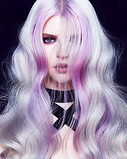 Lauren Mcgee model. Photoshoot of model Lauren Mcgee demonstrating Face Modeling.Face Modeling Photo #232284