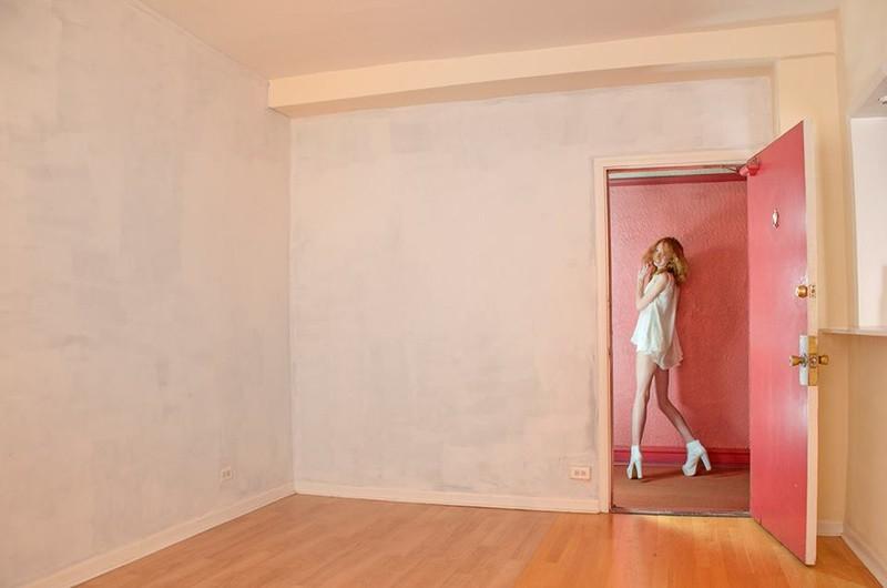 Lauren Rebecca Roth model. Photoshoot of model Lauren Rebecca Roth demonstrating Editorial Modeling.Editorial Modeling Photo #114397