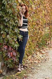 Lauren Rebecca Roth model. Photoshoot of model Lauren Rebecca Roth demonstrating Fashion Modeling.Fashion Modeling Photo #114407