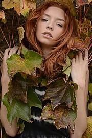 Lauren Rebecca Roth model. Photoshoot of model Lauren Rebecca Roth demonstrating Face Modeling.Face Modeling Photo #114408