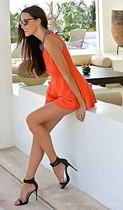 Lauren Vickers model. Photoshoot of model Lauren Vickers demonstrating Fashion Modeling.Fashion Modeling Photo #112286