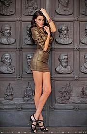 Lauren Vickers model. Photoshoot of model Lauren Vickers demonstrating Fashion Modeling.Fashion Modeling Photo #112293