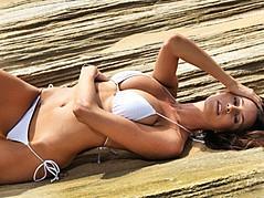 Lauren Vickers model. Photoshoot of model Lauren Vickers demonstrating Body Modeling.Body Modeling Photo #120737