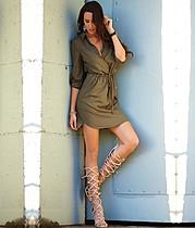 Lauren Vickers model. Photoshoot of model Lauren Vickers demonstrating Fashion Modeling.Fashion Modeling Photo #173716