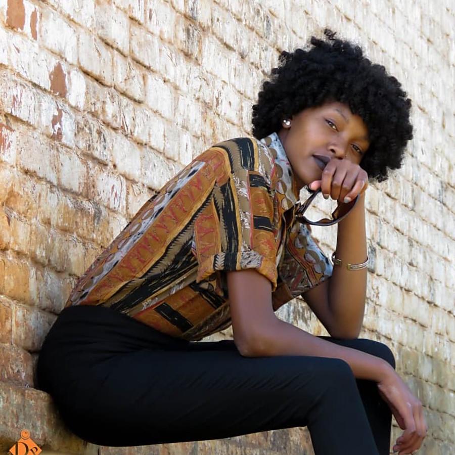 Lauryn Waringu Model