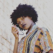 Lauryn Waringu model. Photoshoot of model Lauryn Waringu demonstrating Face Modeling.Face Modeling Photo #207938