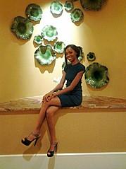 Laveena Dawson model. Photoshoot of model Laveena Dawson demonstrating Fashion Modeling.Fashion Modeling Photo #96555