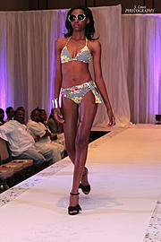 Laveena Dawson model. Photoshoot of model Laveena Dawson demonstrating Runway Modeling.Runway Modeling Photo #96564