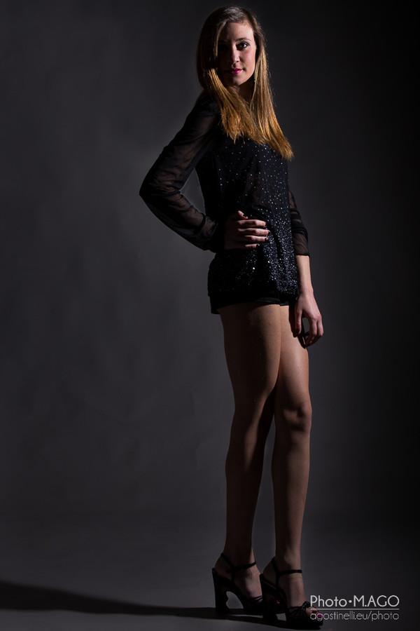 Lavinia Villoresi Modella