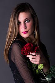 Lavinia Villoresi model (modella). Lavinia Villoresi demonstrating Face Modeling, in a photoshoot by Michele Agostinelli.photographer Michele AgostinelliFace Modeling Photo #134932
