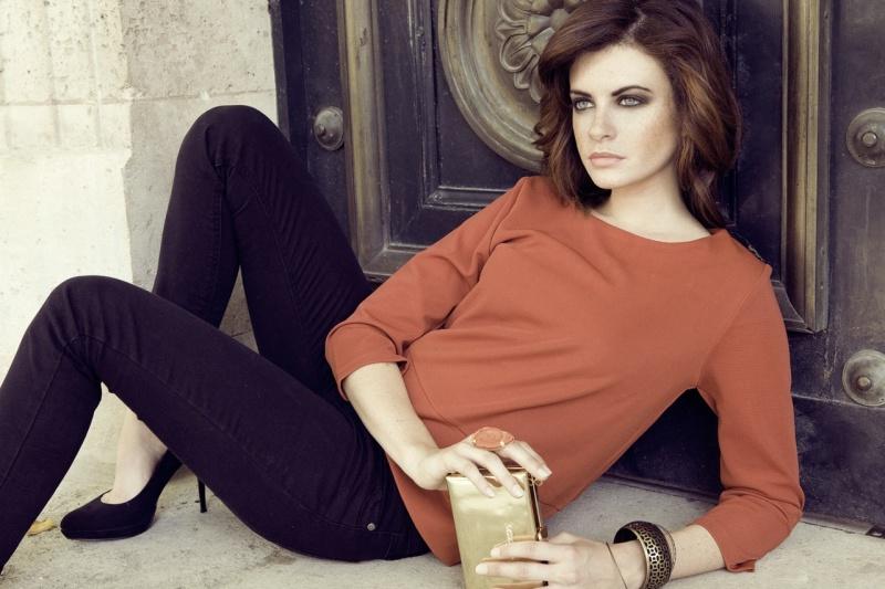 Lea Manon model (modèle). Photoshoot of model Lea Manon demonstrating Fashion Modeling.Fashion Modeling Photo #73178