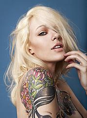 Leah Jung Model & Singer