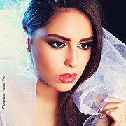 Leen Elessa (لين العيسي) makeup artist. Work by makeup artist Leen Elessa demonstrating Bridal Makeup.Bridal Makeup Photo #103715