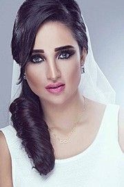 Leen Elessa (لين العيسي) makeup artist. Work by makeup artist Leen Elessa demonstrating Bridal Makeup.Bridal Makeup Photo #103732