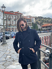 Leonidas Antoniou model (Λεωνίδας Αντωνίου μοντέλο). Photoshoot of model Leonidas Antoniou demonstrating Fashion Modeling.Fashion Modeling Photo #221578