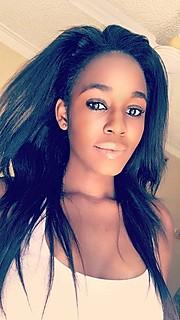 Lephile Mokoena model. Photoshoot of model Lephile Mokoena demonstrating Face Modeling.Face Modeling Photo #178642