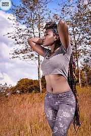 Lesley Wairimu Model