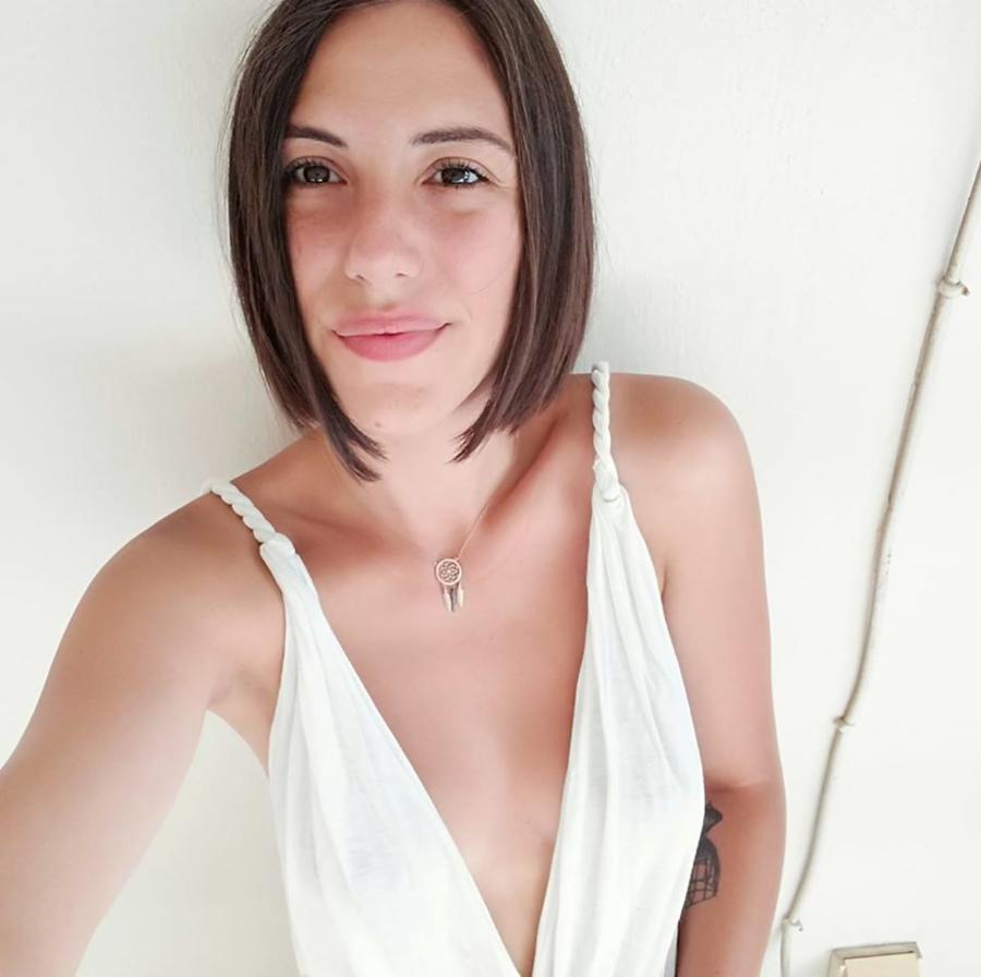 Lia Natoudy Μοντέλο