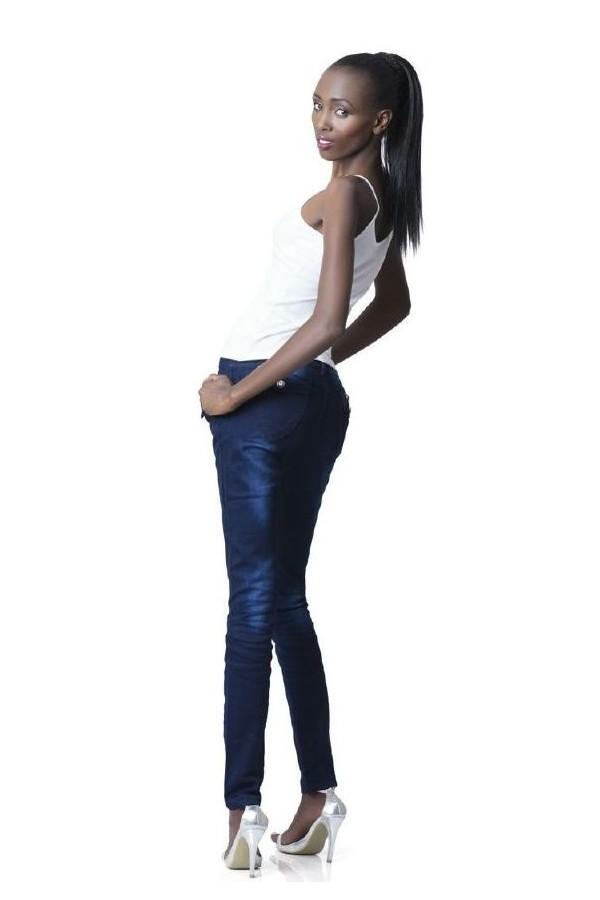 Lilian Kosgei model. Photoshoot of model Lilian Kosgei demonstrating Fashion Modeling.Lilian KosgeiPhoto: Thompson NcubeFashion Modeling Photo #109560