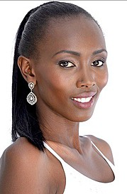 Lilian Kosgei is a Kenyan fashion, photographic and runway model. Beauty Queen Lilian is also Miss Nature - Trans Nzoia County, Kenya 2013 /