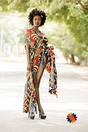 Lilian Mmbando is a Model based in Dar Es Salaam. Lilian was the 2nd Runner Miss Grand Tanzania 2017. Her work experience includes fashion p