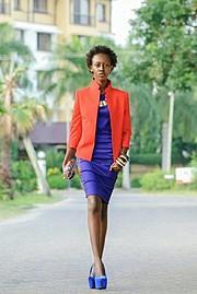 Lilian Mmbando model. Photoshoot of model Lilian Mmbando demonstrating Fashion Modeling.Fashion Modeling Photo #186736