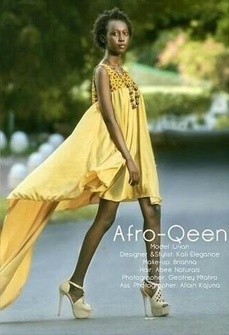 Lilian Mmbando model. Photoshoot of model Lilian Mmbando demonstrating Fashion Modeling.Fashion Modeling Photo #186738
