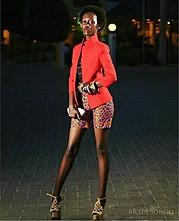 Lilian Mmbando model. Photoshoot of model Lilian Mmbando demonstrating Fashion Modeling.Fashion Modeling Photo #186739