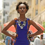 Lilian Mmbando model. Photoshoot of model Lilian Mmbando demonstrating Fashion Modeling.Fashion Modeling Photo #186745