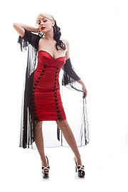Lilith Von Dahlia model. Photoshoot of model Lilith Von Dahlia demonstrating Fashion Modeling.Fashion Modeling Photo #85405