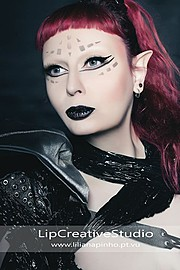 Lily Anail makeup artist (Lily Anaïl maquiador). makeup by makeup artist Lily Anail. Photo #131589