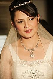 Lim Hongling makeup artist. Work by makeup artist Lim Hongling demonstrating Bridal Makeup.Bridal Makeup Photo #64604
