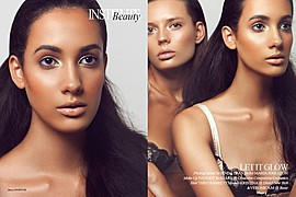 Linda Tran photographer. Work by photographer Linda Tran demonstrating Advertising Photography.Advertising Photography,Beauty Makeup Photo #44971