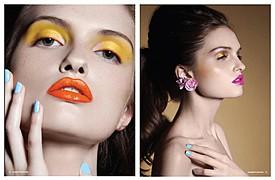 Linda Tran photographer. Work by photographer Linda Tran demonstrating Portrait Photography.Portrait Photography,Beauty Makeup Photo #44974