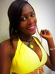 Lindar Onyango Model