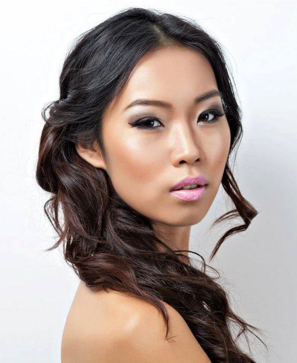 Lisa Ma Model
