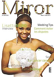 Lisette Mibo is an award-winning international commercial model, mother and founder of PassionForMotherland; a non profit organisation and a