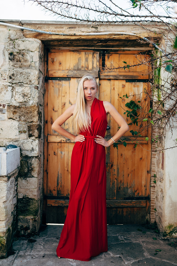 Liubov Sountourlis model. Photoshoot of model Liubov Sountourlis demonstrating Fashion Modeling.Fashion Modeling Photo #209576