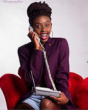Liz Mugambi model. Photoshoot of model Liz Mugambi demonstrating Commercial Modeling.@enchantment africaCommercial Modeling Photo #218538